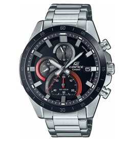 Edifice Edifice EFR-571DB-1A1VUEF horloge heren staal chrono