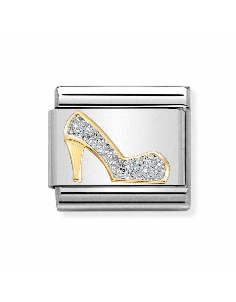 Nomination Composable 030220-04 Nomination Classic Silver Shoe