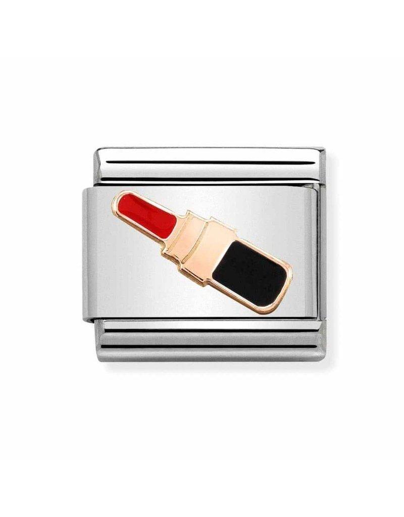 Nomination Composable 430202-06 Nomination classic rosé goud lipstick