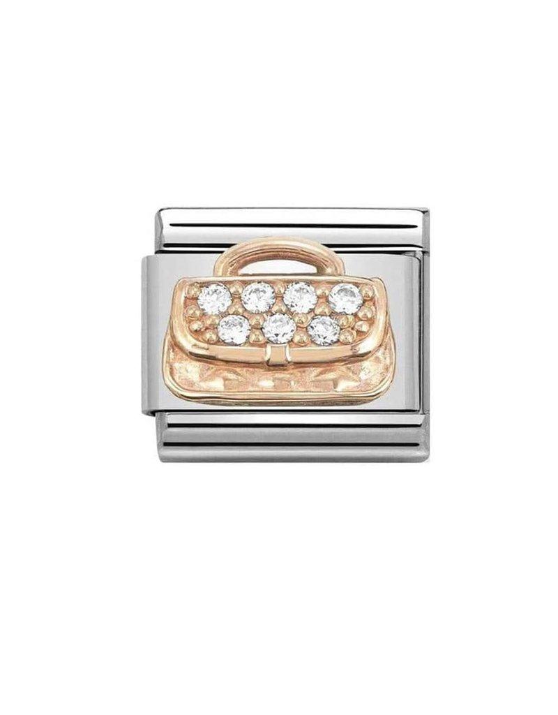 Nomination Composable 430302-31 Nomination classic 9krt rosé goud handtas