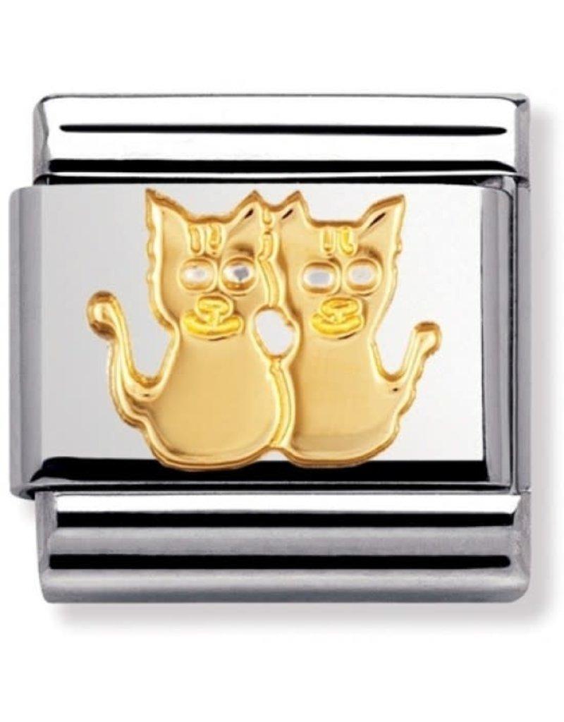 Nomination Composable 030112-13 Nomination classic cats