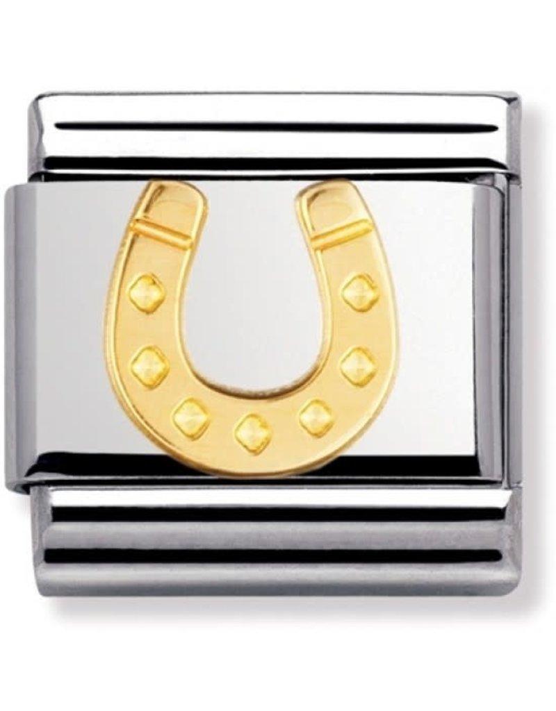 Nomination Composable 030115-11 Nomination classic Danish horseshoe