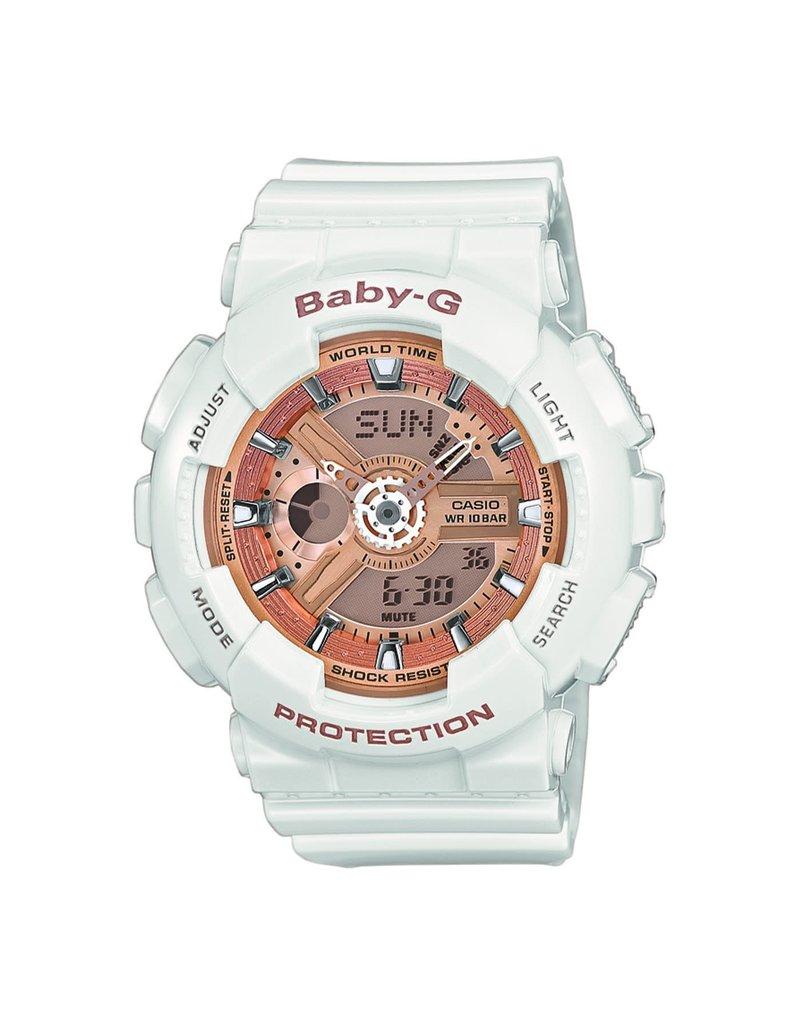 Casio Baby-G BA-110-7A1ER wit