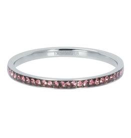 iXXXi iXXXi R02513-03 19 Ring Zirconia pink
