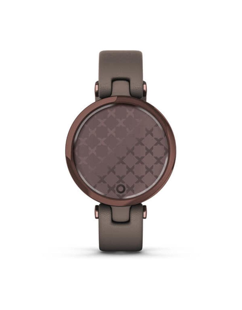 Garmin 010-02384-B0  Smartwatch Lily lady Classic DarkBronze Paloma Leather
