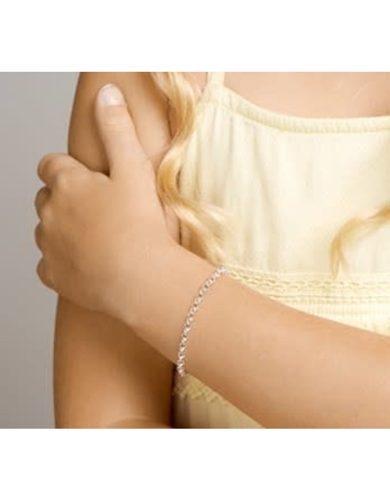 Blinckers Jewelry Huiscollectie 10.04703 Armband Jassseron 3,5mm - 17cm