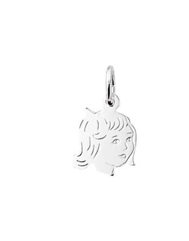 Blinckers Jewelry Huiscollectie  10.05204 Hanger Meisje