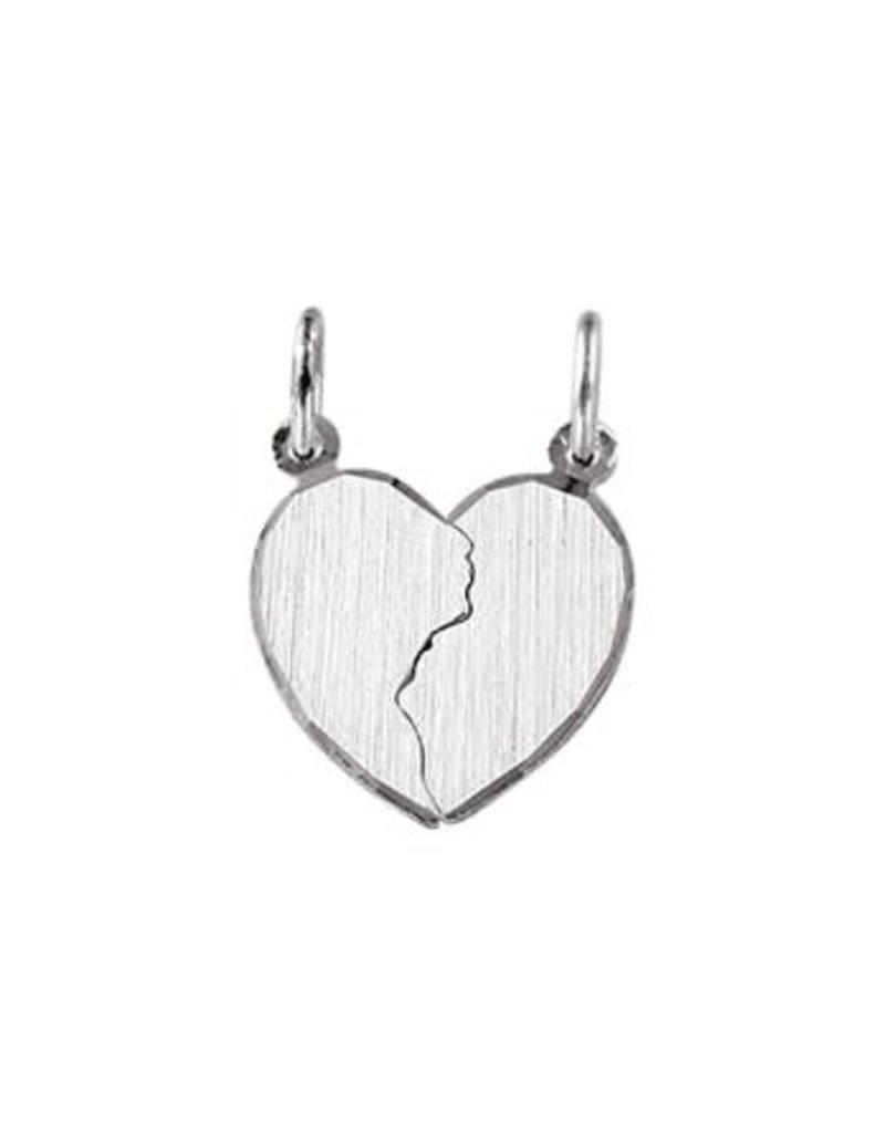 Blinckers Jewelry Huiscollectie  10.05484 Hanger Hart