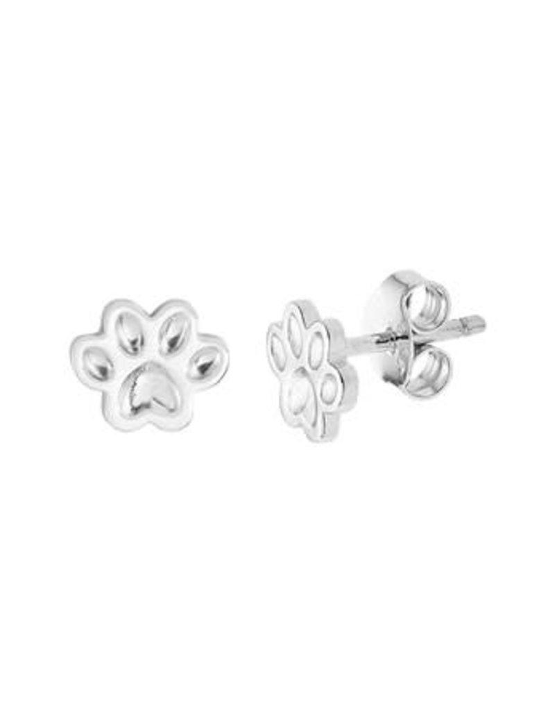 Blinckers Jewelry Huiscollectie 13.32041 Oorknoppen Hondenpoot