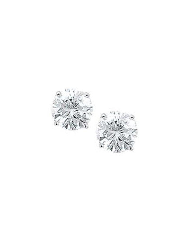 Blinckers Jewelry Huiscollectie 13.06157 Oorknoppen Zirkonia