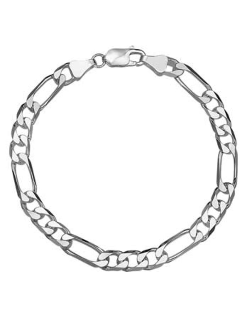 Blinckers Jewelry Huiscollectie 13.21669 Armband Fiagro 6,0mm - 21cm