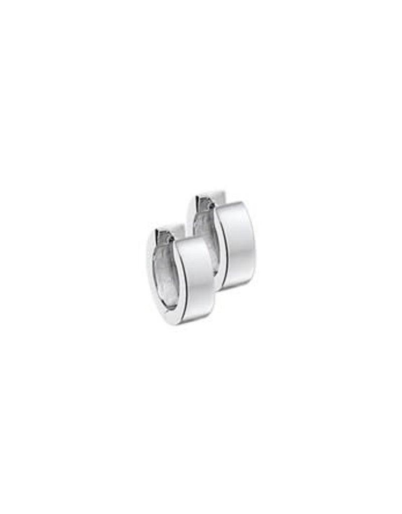 Blinckers Jewelry Huiscollectie 13.22138 Klapoorringen Vlak