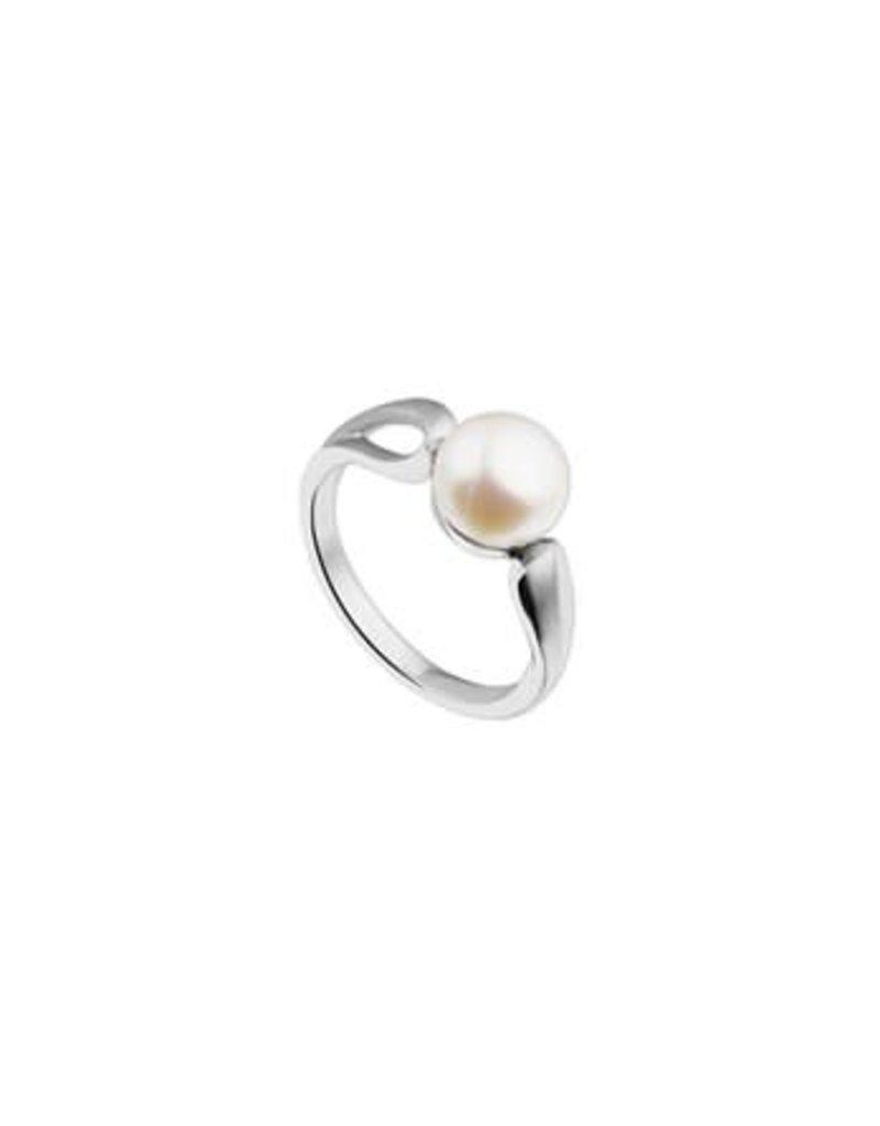 Blinckers Jewelry Huiscollectie 13.22291 Ring Parel Poli/Mat - Maat 17,75