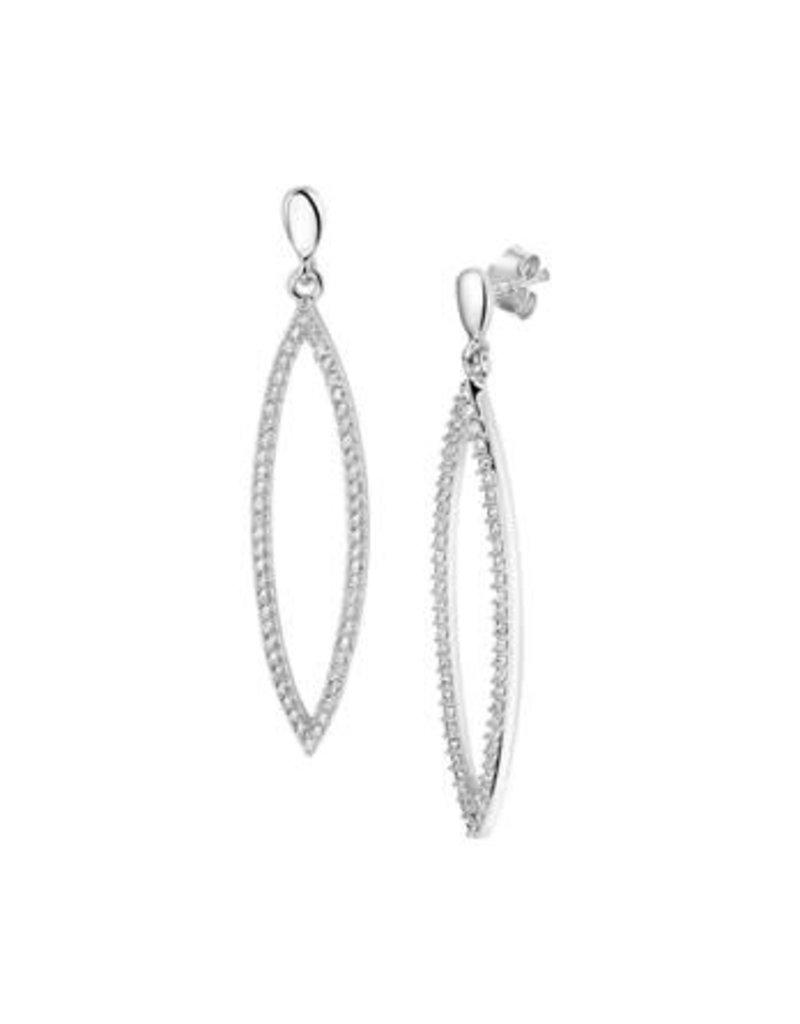 Blinckers Jewelry Huiscollectie 13.22302 Oorhanger Zirkonia