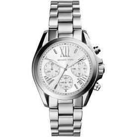 Michael Kors MK6174 Dames horloge staal chronograaf