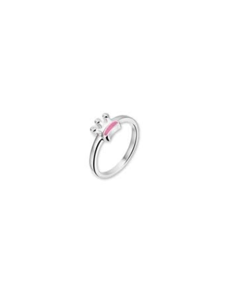 Blinckers Jewelry Huiscollectie 13.22483 Ring Kroon - Maat 14mm