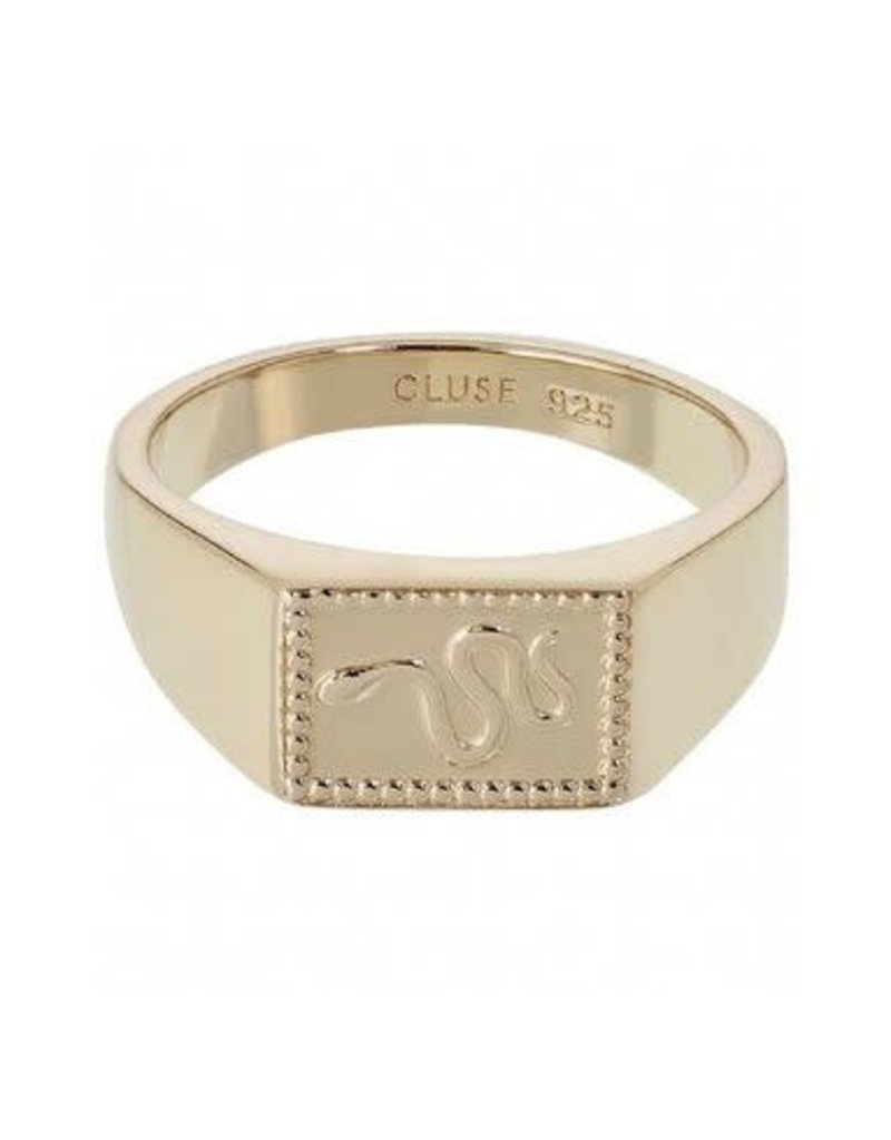 Cluse CLJ41012-56 ring Force Tropicale goud