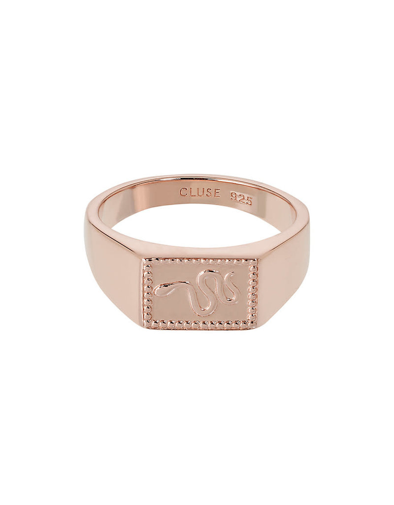 Cluse CLJ40012-52 ring Force Tropicale rose