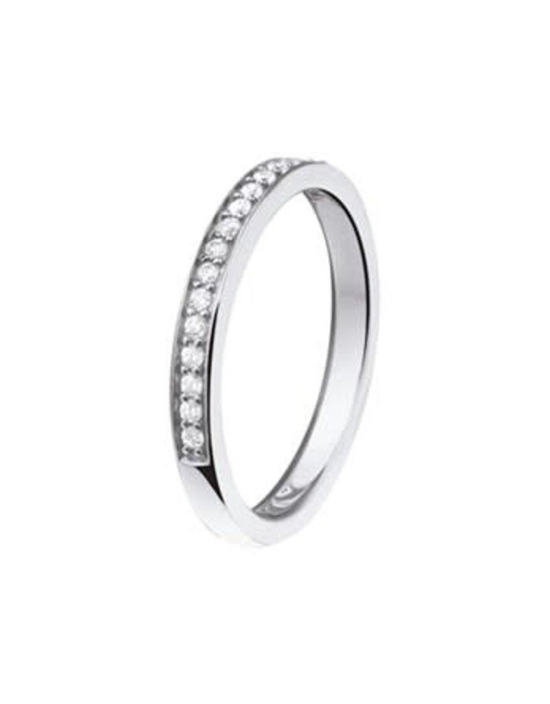 Blinckers Jewelry Huiscollectie 13.27584 Ring Zirkonia - Maat 17,75