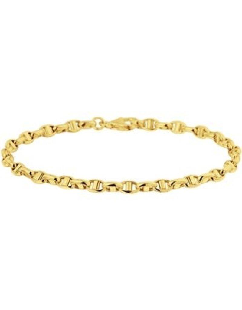 Blinckers Jewelry Huiscollectie 40.19495 Armband 14 krt Goud