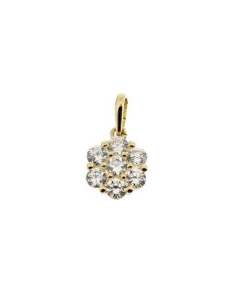 Blinckers Jewelry Huiscollectie 40.18423 Hanger Zirkonia