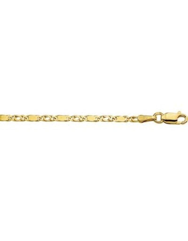 Blinckers Jewelry Huiscollectie 4018432 Armband 14 krt goud