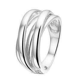 Blinckers Jewelry Huiscollectie 13.27644 Ring Dames Zilver - Maat 17,25