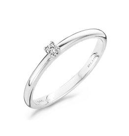 Blush Blush 1600WDI/54 Diamonds witgouden ring  Maat 17,25 - 54