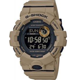 Casio GBD-800UC-5ER G-Shock  horloge Met navy kleur kast en band