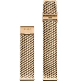 Cluse Cluse CS1401101062 Horlogeband 20MM Mesh Gold