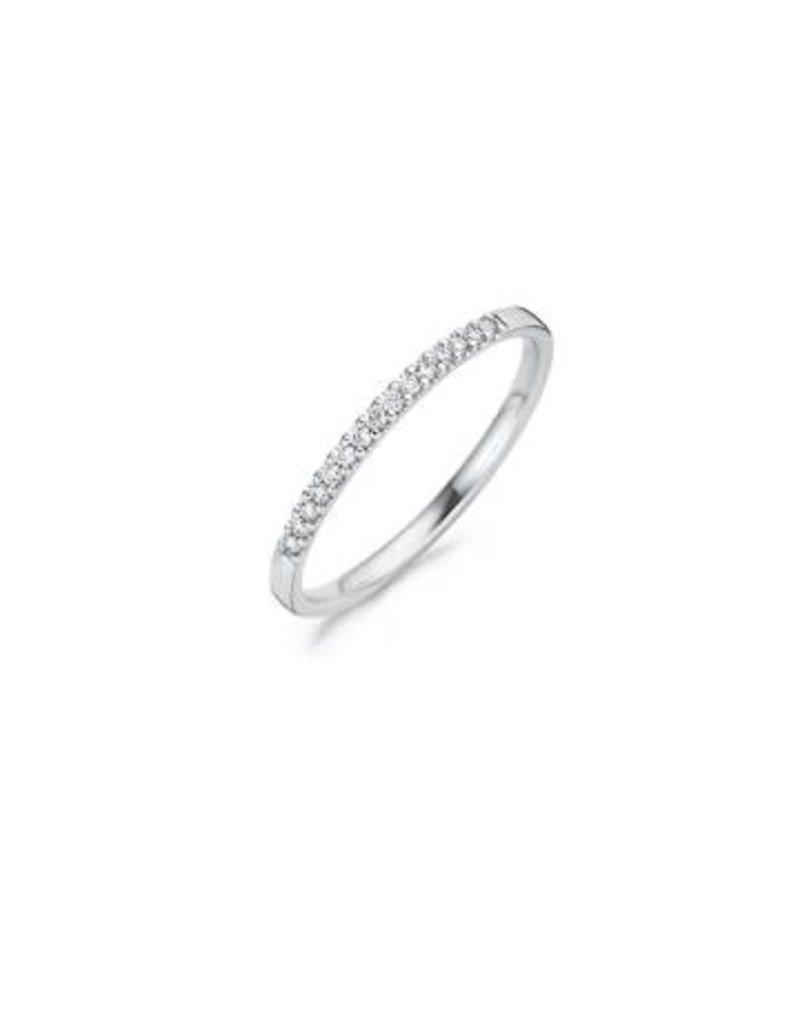 Blush Blush 1626WDI/54 Ring 14 Krt wigoud met Diamant 0.10 Crt