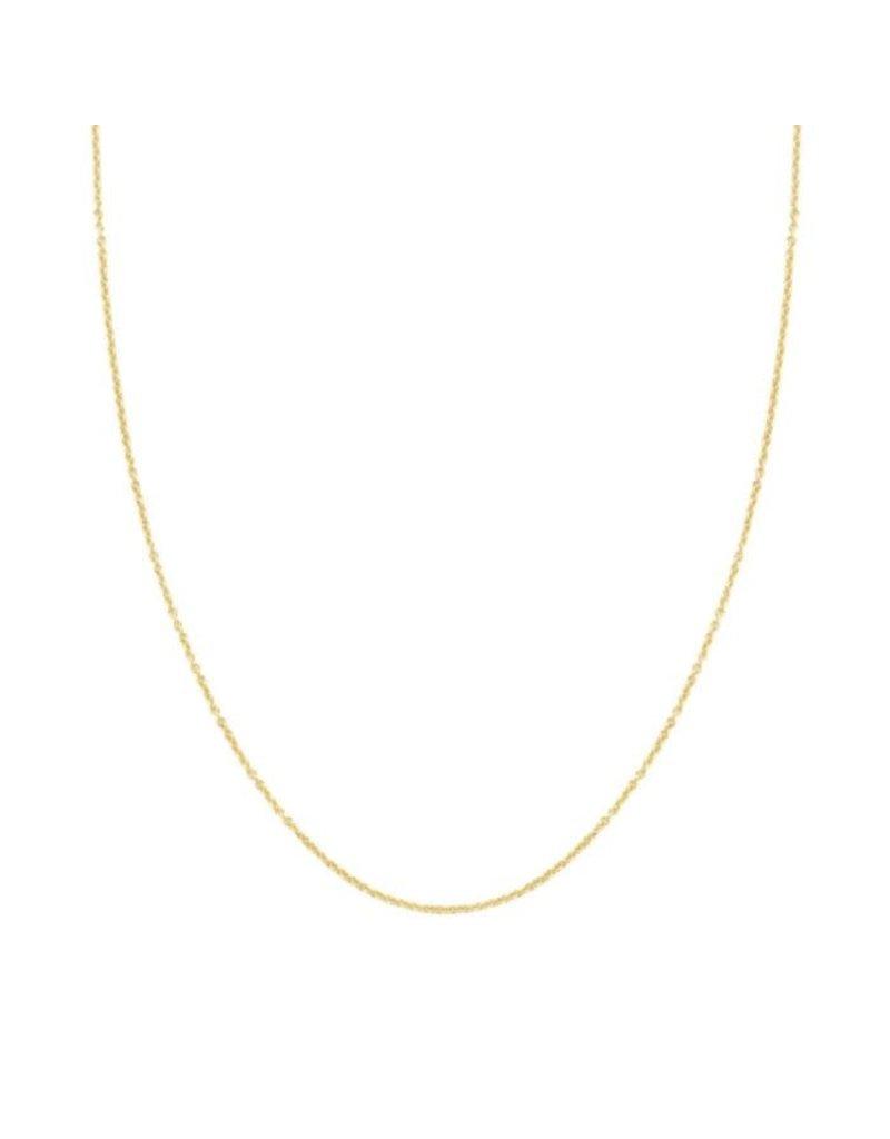Blush Blush  3046YGO/60  Goud collier