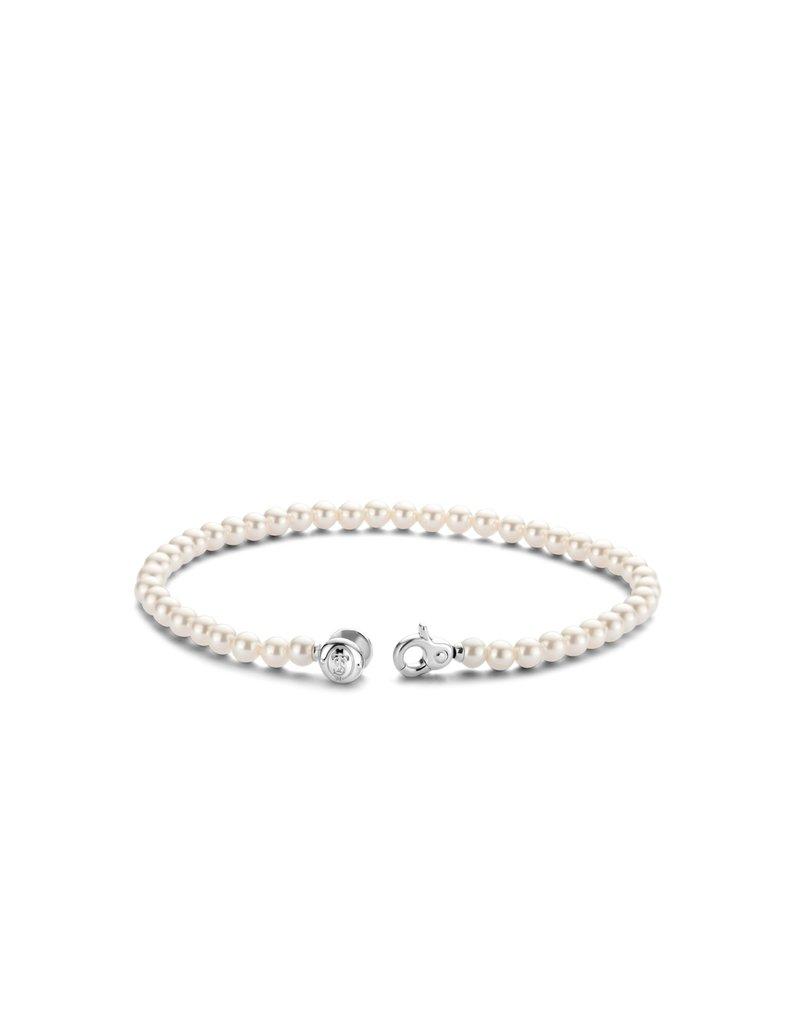 Ti Sento Milano 2908PW Armband parel 19.5 cm