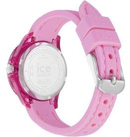 Ice Watch IW018934 Kinderhorloge in kunsstof in rose met rose silicone band