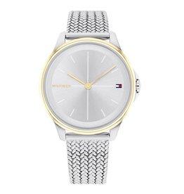 Tommy Hilfiger Tommy Hilfiger TH1782357 Horloge Dames Delphine staal bicolor