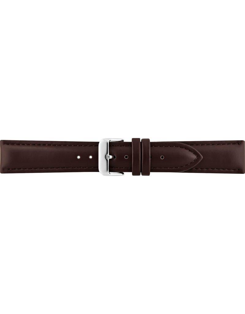 BBS Horlogebanden BBS 00098000_03_14_mm Horlogeband Kalfsleer 14 MM