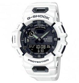 Casio Casio GBA-900-7AER G-Shock horloge 3 hands / digitaal in  wit
