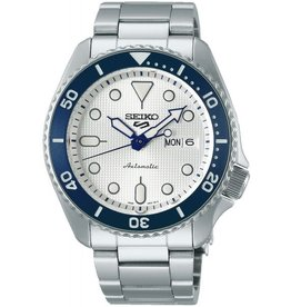Seiko Seiko  SRPG47K1 horloge heren staal  sports automaat 140 th aniversary limited edition