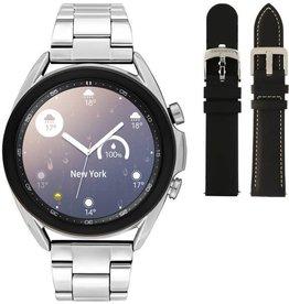 Samsung Gear Samsung SA.R850SD Smartwatch staal Galaxy 41 mm