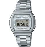 Casio Casio A1000D-7EF horloge digitaal staal unisex vintage