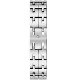 GC GC Y78003L1MF horloge dames staal rosé bi color swiss made met saffierglas