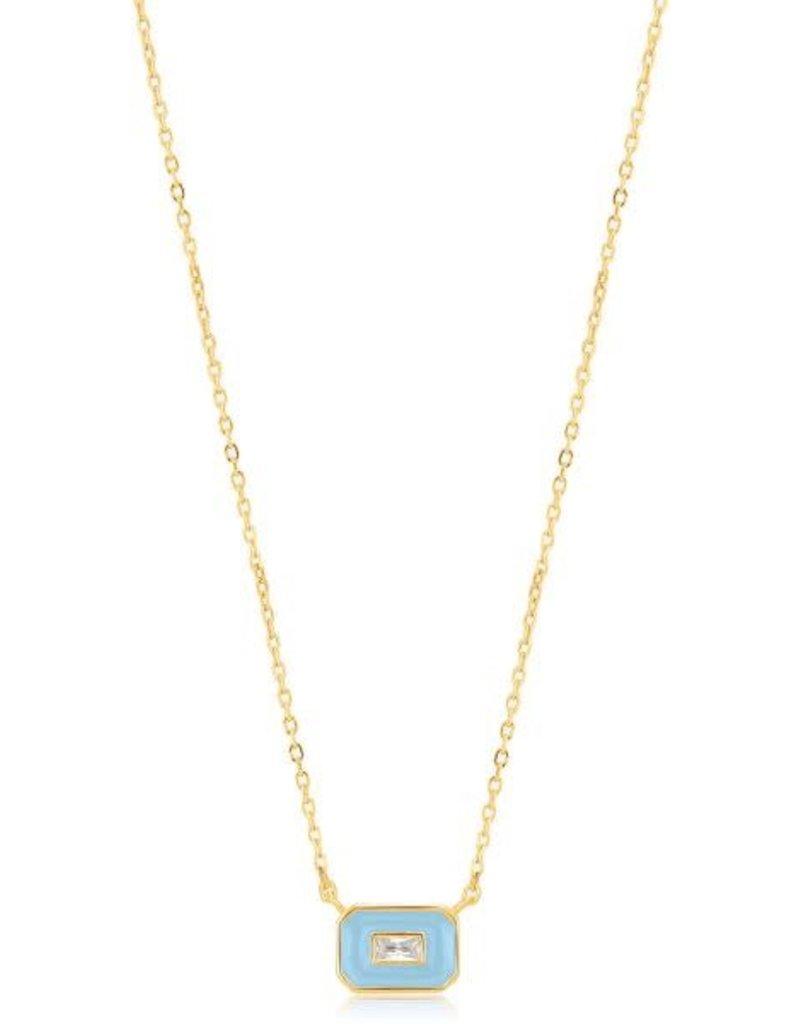 ANIA HAIE JEWELRY AH N028-02G-B collier goud