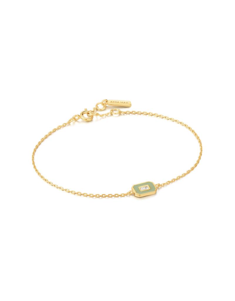 ANIA HAIE JEWELRY AH B028-02G-G armband goud