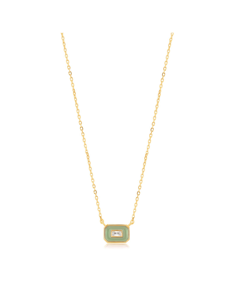 ANIA HAIE JEWELRY AH N028-02G-G Collier gold plated