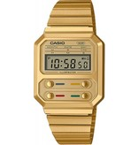 Casio Casio A100WEG-9AEF horloge digitaal goldplated vintage