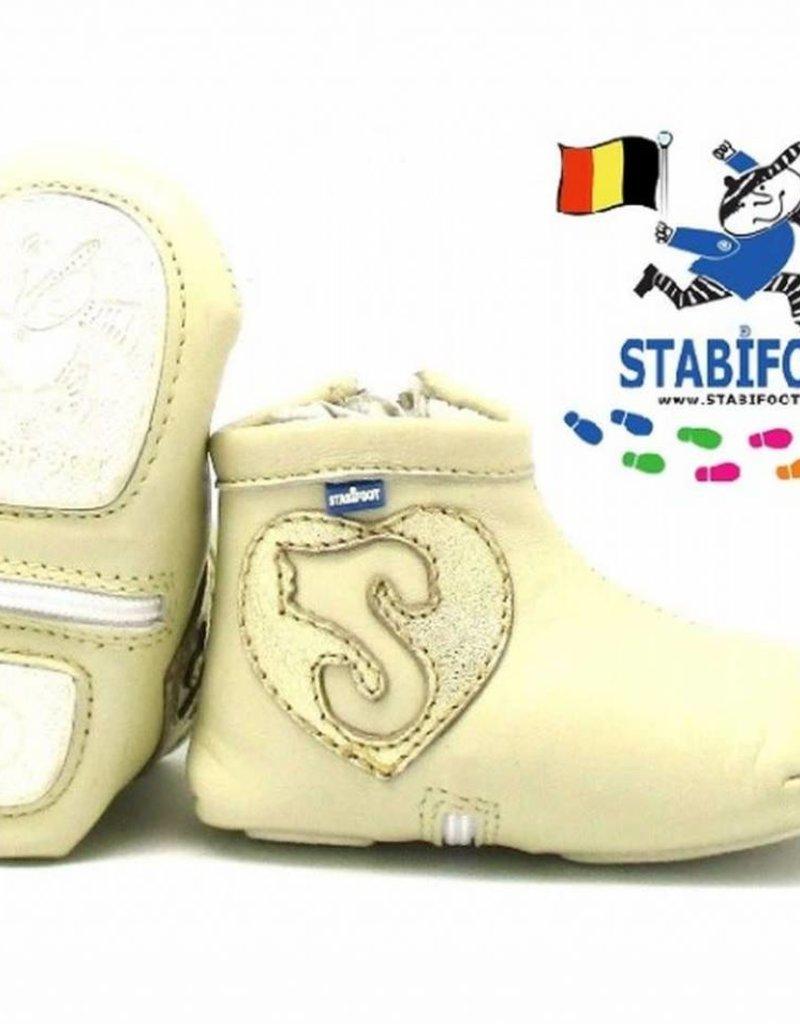Stabifoot Stabifoot Babylove préstappertje beige