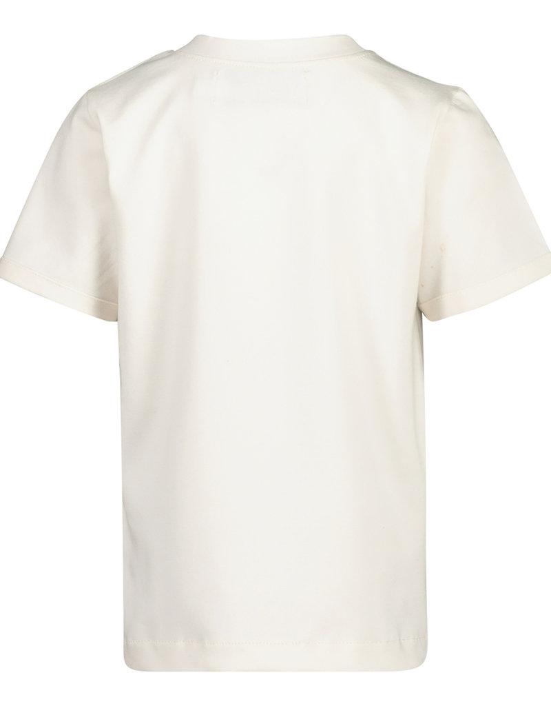 BLACK BUNNIES Black Bunnies T-Shirt Jack (KM) Wit Sweet Child