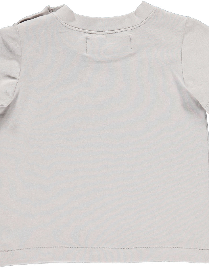 BLACK BUNNIES T-Shirt Jack (KM) Grijs God Save The Queen