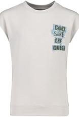BLACK BUNNIES Shirt Dolores Grijs God Save The Queen