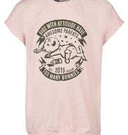 BLACK BUNNIES Shirt Dolores Roze Bunny